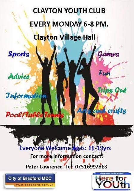 Clayton Youth Club